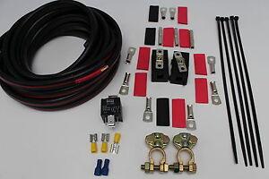 Terrific Wiring Kit To Suit Redarc Bcdc1225 Dc To Dc Charger Wiring Digital Resources Bemuashebarightsorg