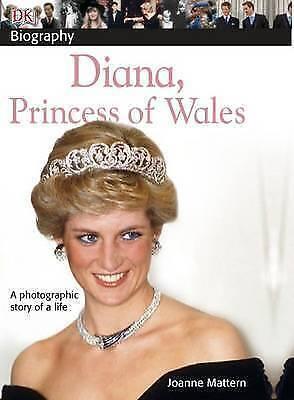 1 of 1 - , Diana Princess of Wales (DK Biography), Very Good Book