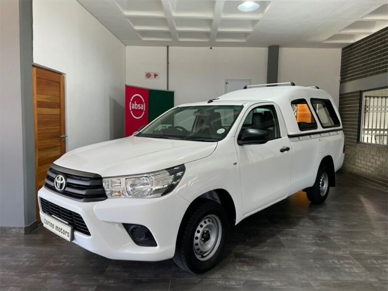2018 Toyota Hilux 2.4 GD A/C for sale!