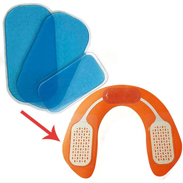 EMS ABS Hip Trainer Replacement Pads Gel for Electricals Buttock Muscle MachineT