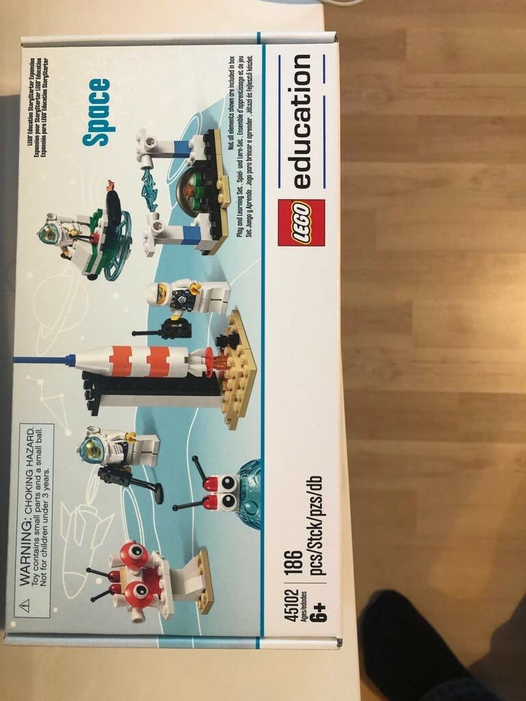 LEGO Education Space Expansion Set  45102
