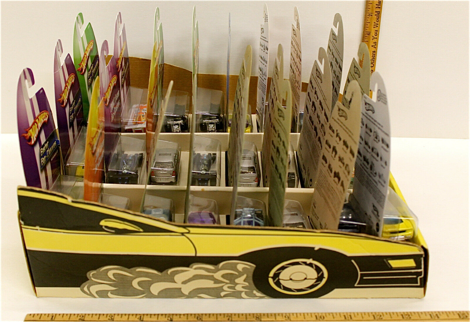 24. hot wheels osterei clusives druckguss auto w w w   fabrik zeigt die firma mattel noc 3cd369
