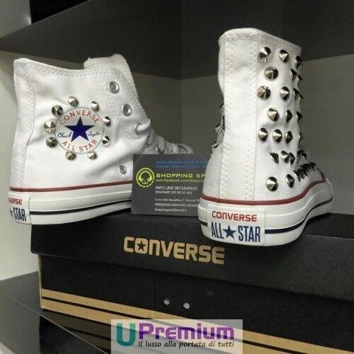 prodotto All Personalizzato Original Borchiate Bassa Cala Converse Scarpe Star f4gqIIWO