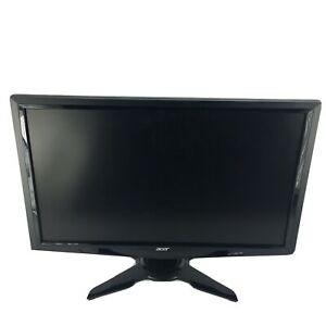 Acer-G245HQ-LCD-24-034-inch-Computer-Monitor-DVI-amp-VGA-inputs-with-Stand