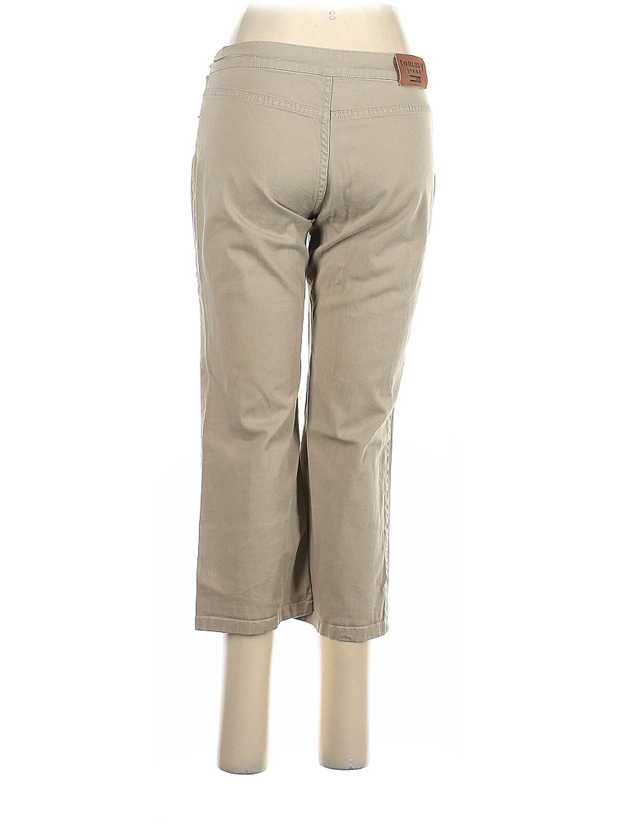 Tommy Hilfiger Women Brown Casual Pants 9 - image 2