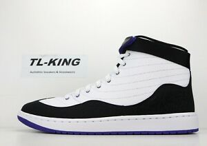 finest selection f1958 99ba4 Details about Nike Air Jordan KO 23 White Dark Concord Black AR4493 100 EW