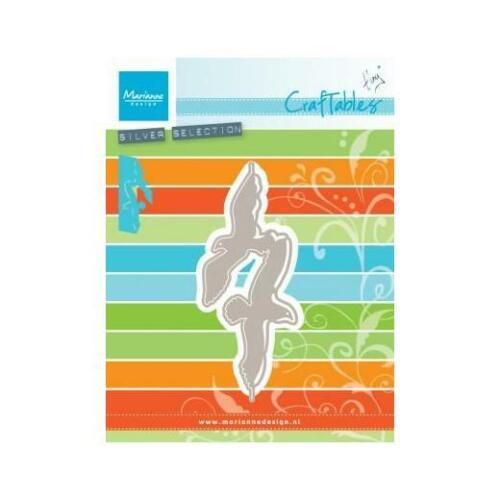 Tiny/'s Folding Seagulls CR1277 Marianne Design Craftables Cutting Die