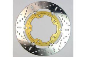 FIT SUZUKI SFV 650 K9/L0/L1/L2/L3<wbr/>/L4/L5 Gladius 09>15 EBC LH FRONT OE BRAKE DISC