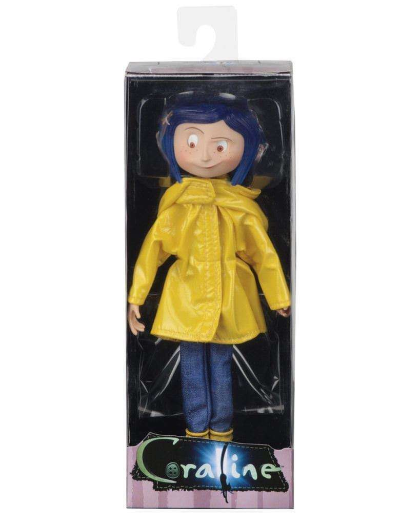 New Coraline Fashion Bendy Doll NECA Official Official Official Replica Action Figure Clothing UK b503e6