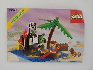 Lego Pirates Shipwreck Island 6260 Complete W Instructions Ebay