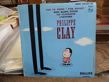 philippe Clay : fais ta prière tom dooley - philips 432.369