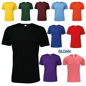 Gildan-Men-039-s-Core-Performance-Mens-Short-Sleeve-T-Shirt