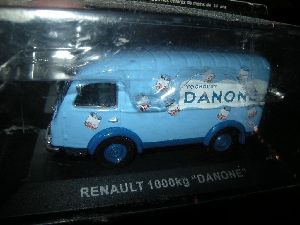 1:43 ixo renault 1000 kg danone danone danone vp e0a6f5