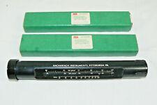 Bacharach Mercury Fill Sling Psychrometer 12 7011 Usa