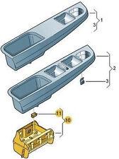 VW GOLF MK5 / JETTA - INTERIOR DOOR PULL HANDLE BRACKET - GENUINE VW PART - NEW