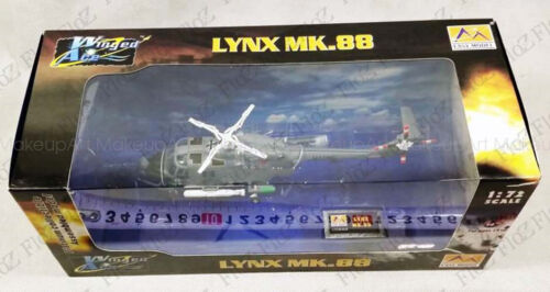 Easy model German Navy Lynx Mk.88 British military helicopter 1//72 no diecast