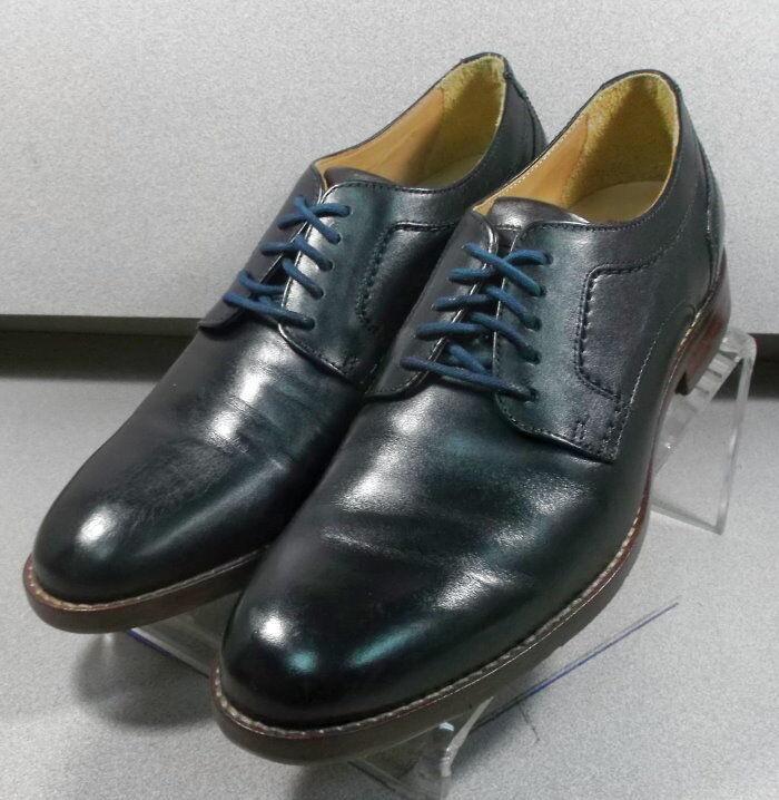 209595 WT50 Men's Shoes Size 11 M Black Leather Johnston Murphy Walk Test