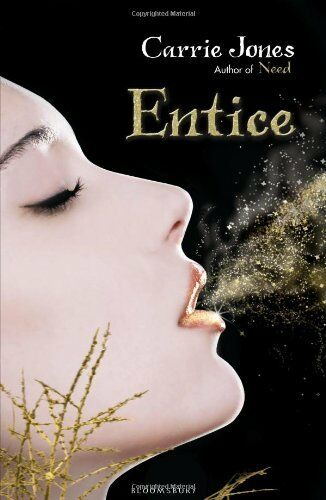1 of 1 - Entice By Carrie Jones