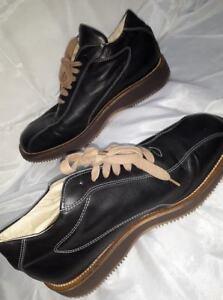 aller Chaussures 44 hommes tout à de pour Chaussures hommes pour à hauts sport talons lacets qgn718