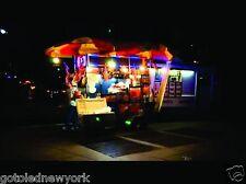 40 pcs LED LIGHT RGB COLOR 20 FEET MOBILE FOOD CART TRUCK TRAILER COMPLETE KIT