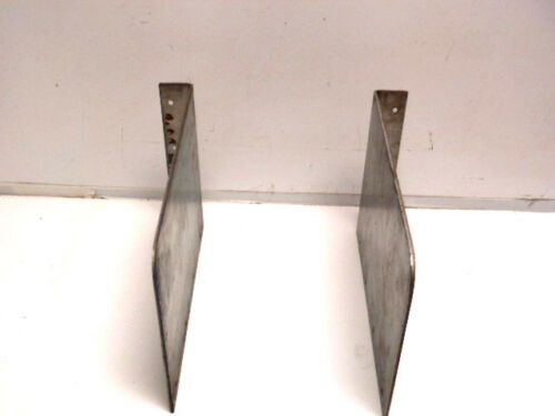 Pair 1932 Chevrolet Chevy Roadster Left /& Right Upper Seat Side Braces 32