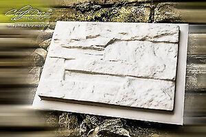 ® 48 plastic casting molds *NEPAL* concrete veneer wallstone stackstone tiles/<