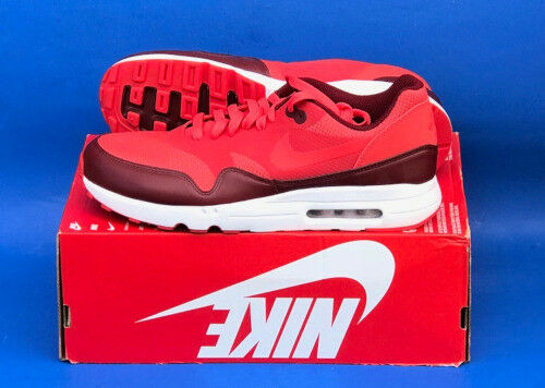 6f5bc4283b MENS NIKE AIR MAX 1 ULTRA 2.0 ESSENTIAL SHOES SIZE 11 TRACK RED AIR ...