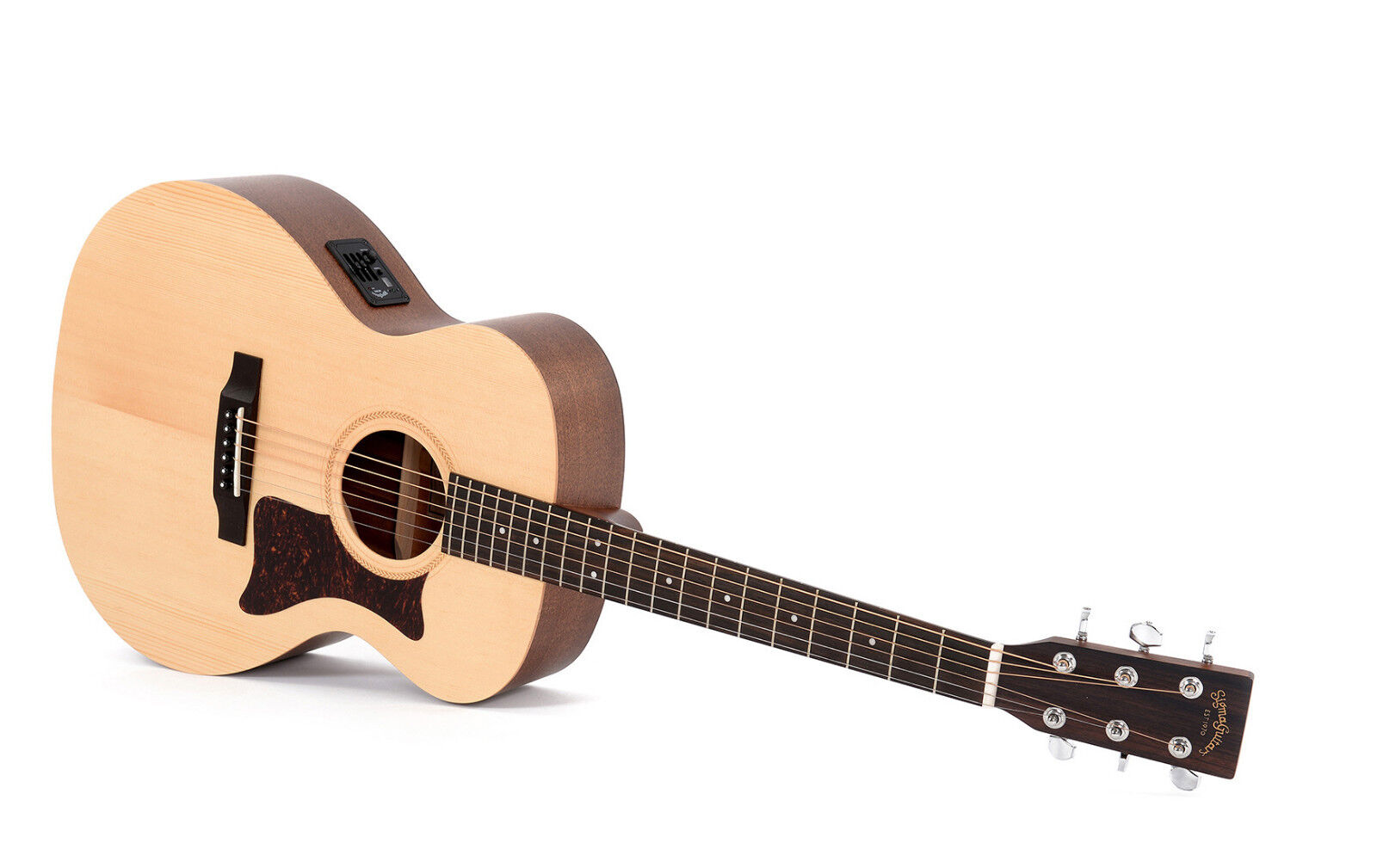 Western-Gitarre Sigma GME mit EQ und Pickup