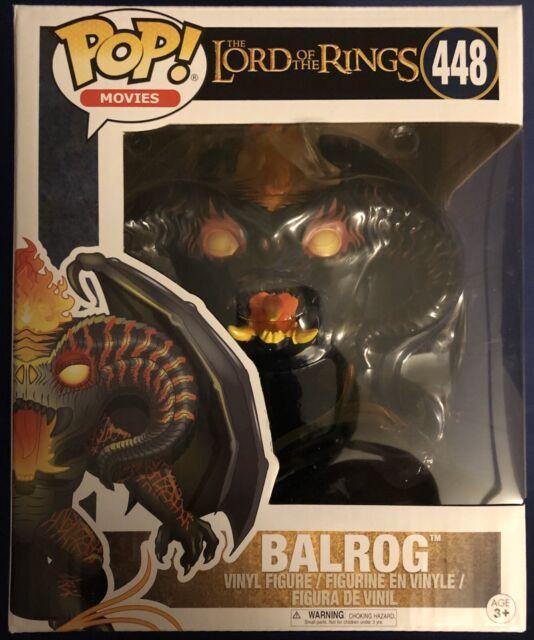The Pop Vinyle-LOTR//Hobbit-Balrog Funko 13556