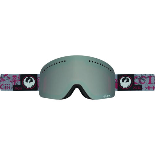 Dragon Alliance NFX Goggles Ski snowboard Tribe Red Ion Yellow Red Ionized NEW