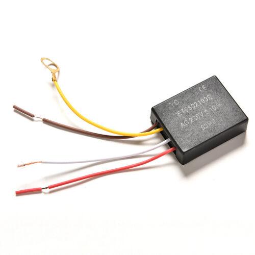 Off 1-Wege Birnen Lampenschalter wg Touch Control Sensor Tischleuchte Teile On
