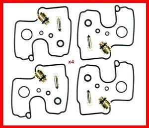 KR-4-x-Carburetor-Carb-Rebuild-Repair-Kit-SUZUKI-GSX-R-600-750-96-00-NEW