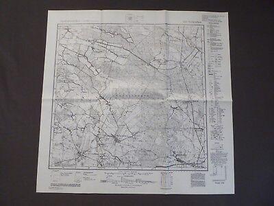Angemessen Landkarte Meßtischblatt 4571 Tscheschen / Cieszyny, Breslau, Schlesien, 1940