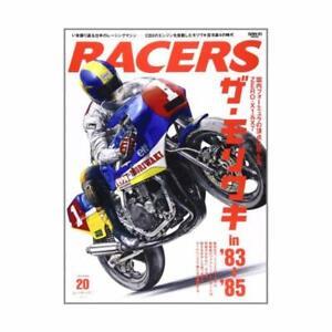 RACERS-Vol-20-Moriwaki-LEGEND-ZERO-X1-ZERO-X7-SAN-EI-MOOK-BOOK