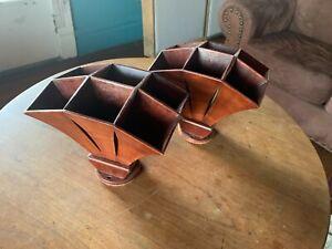 Pair-Beautiful-Klug-Horns-Altec-604-604B-604C-604D-604E-Markus-Klug-Klughoerner