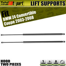Qt2 Front Hood Lift Supports Gas Spring Shock Strut For 03 04 05 06 07 08 BMW Z4