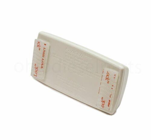 EZ Pass E-ZPass I-Pass IPass FasTrak SunPass Mounting Tape 4 Strips 3M Dual Lock