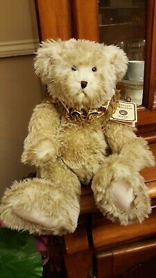 Di Carattere Dolce Boyds Il Heirloom Collection Lexi M. Bearloom Teddy Bear-mostra Il Titolo Originale