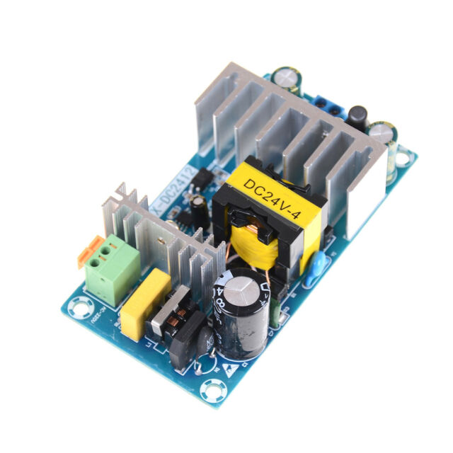 AC 110v 220v to DC 24V 6A AC-DC Power Module Switching Power Supply Board WG