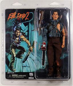 Evil Dead 2 ~ Figurine rétro vêtue de cendres Neca Reel Toys 634482149027