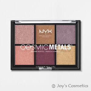 1-NYX-Cosmic-Metals-Shadow-Palette-Eyeshadow-034-CMSP-01-034-Joy-039-s-cosmetics
