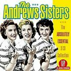 Andrews Sisters Absolutely Essential Remastered 3 CD Digipak
