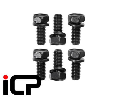 Clutch Pressure Plate Bolts 90119-08079 Fits Toyota Supra Twin Turbo /& NA