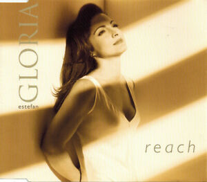 Gloria-Estefan-Maxi-CD-Reach-Europe-VG-M