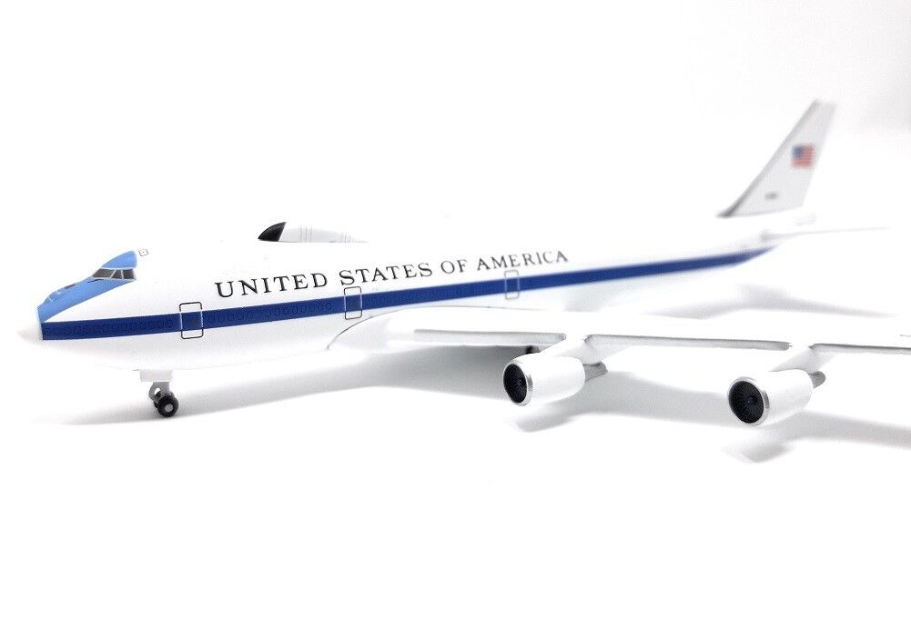 se descuenta Airplane Herpa Herpa Herpa Wings 1 500 United States of America US Air Force Boeing E-4B  ¡envío gratis!