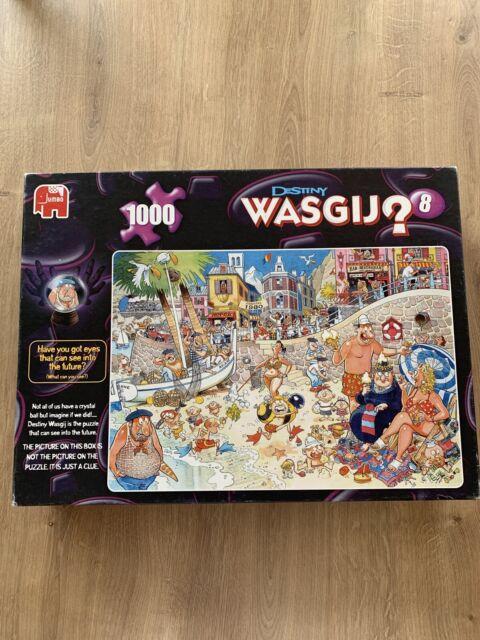 Wasgij Destiny 8 saison haute Jigsaw Puzzle - 1000 Pièces