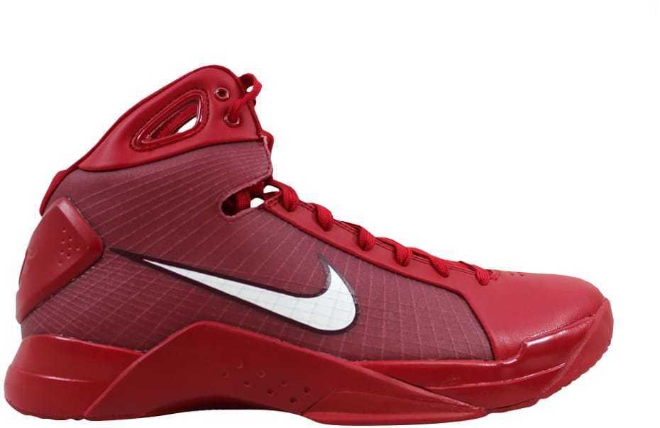 Nike Hyperdunk '08 Gym Red/White-Team Red 820321-601 Uomo SZ 9.5