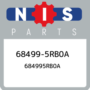 68499-5RB0A-Nissan-684995rb0a-684995RB0A-New-Genuine-OEM-Part