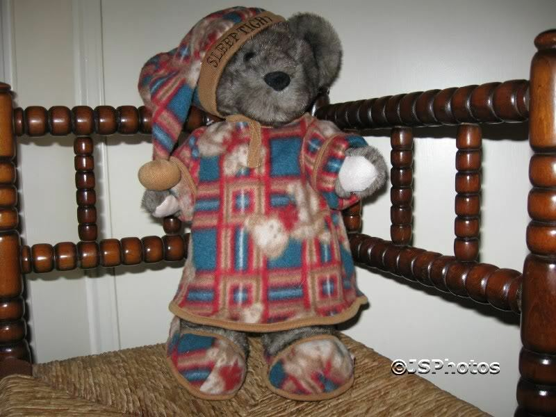 Chad Valley Valley Valley UK Sleep Tight Teddy Bear f642e3