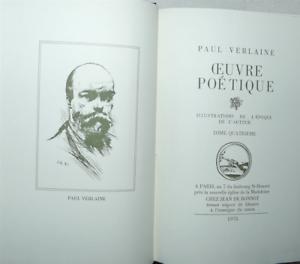 VERLAINE-OEUVRE-POETIQUE-TOME-4-EDIT-JEAN-DE-BONNOT-1975